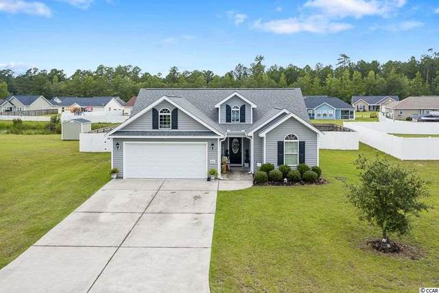 405 Beulah Circle, Conway, SC 29527 (MLS #2016468) :: Coastal Tides Realty