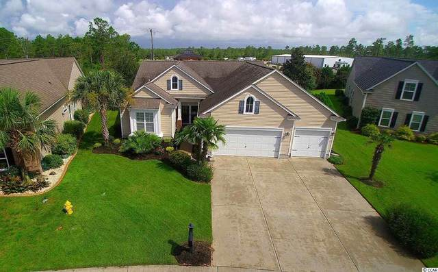 4401 Grovecrest Circle, North Myrtle Beach, SC 29582 (MLS #2016474) :: Welcome Home Realty