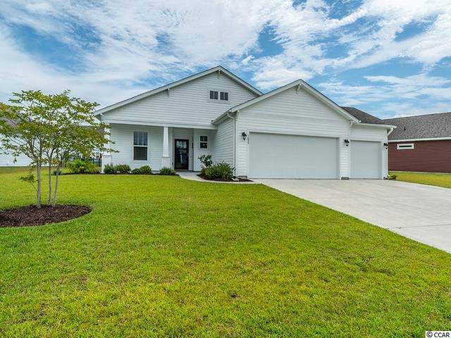 1035 Caprisia Loop, Myrtle Beach, SC 29579 (MLS #2016477) :: James W. Smith Real Estate Co.
