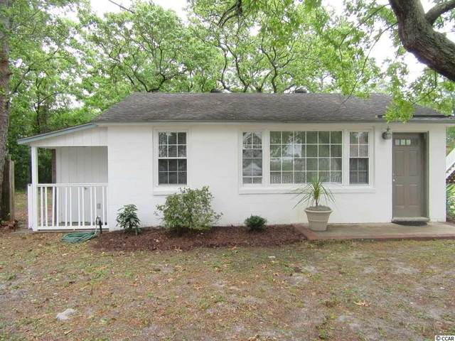 606 27th Ave. S, North Myrtle Beach, SC 29582 (MLS #2016492) :: The Litchfield Company