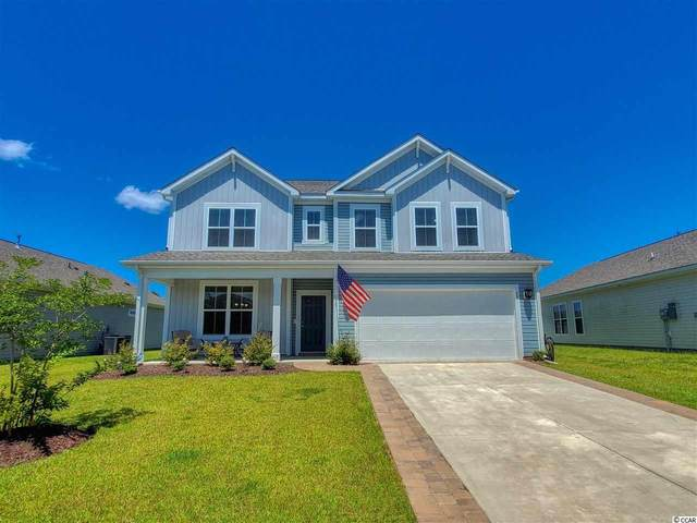 321 Casena St., Myrtle Beach, SC 29579 (MLS #2016498) :: James W. Smith Real Estate Co.