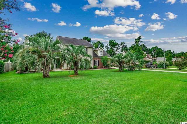 2451 Hunters Trail, Myrtle Beach, SC 29588 (MLS #2016500) :: Jerry Pinkas Real Estate Experts, Inc