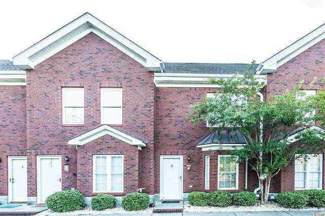 2101 Firebird Ln. #10, Myrtle Beach, SC 29577 (MLS #2016547) :: Garden City Realty, Inc.