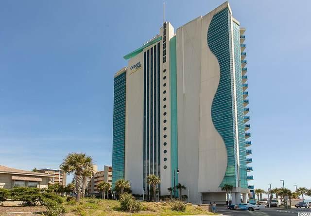 107 S Ocean Blvd. #704, Myrtle Beach, SC 29577 (MLS #2016550) :: Jerry Pinkas Real Estate Experts, Inc