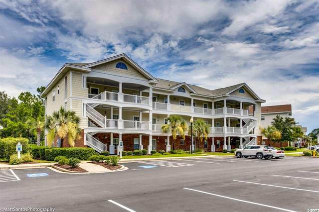 6015 Catalina Dr. #322, North Myrtle Beach, SC 29582 (MLS #2016585) :: The Trembley Group | Keller Williams