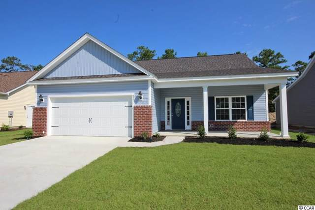 316 Palm Terrace Loop, Conway, SC 29526 (MLS #2016599) :: James W. Smith Real Estate Co.