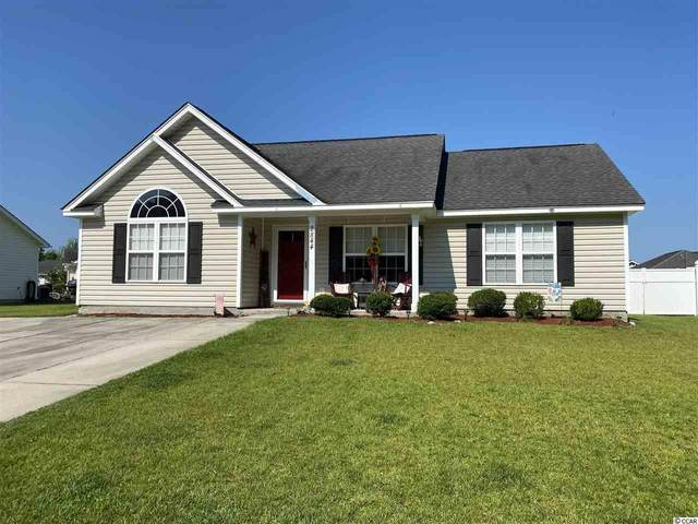 2844 Greenpond Circle, Conway, SC 29527 (MLS #2016603) :: Right Find Homes