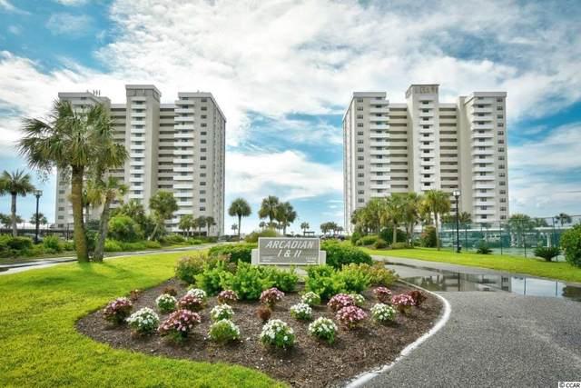 10100 Beach Club Dr. 9-A, Myrtle Beach, SC 29572 (MLS #2016607) :: James W. Smith Real Estate Co.
