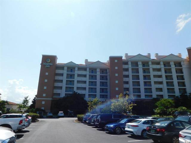 8121 Amalfi Pl. 7-401, Myrtle Beach, SC 29572 (MLS #2016608) :: Sloan Realty Group
