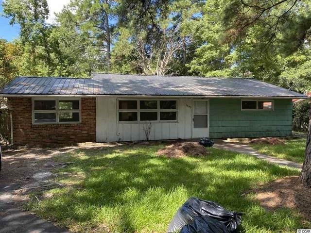 1403 Oak St., Conway, SC 29526 (MLS #2016613) :: Garden City Realty, Inc.
