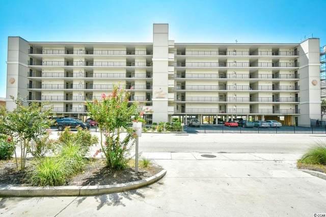 4605 S Ocean Blvd. G-2, North Myrtle Beach, SC 29582 (MLS #2016631) :: The Litchfield Company