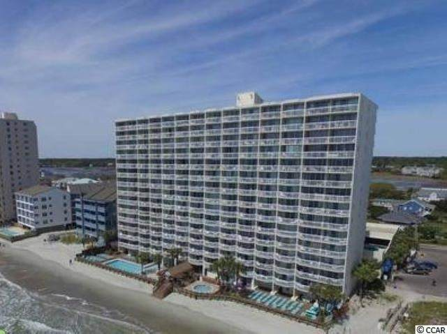 1012 N Waccamaw Dr. #409, Garden City Beach, SC 29576 (MLS #2016643) :: Garden City Realty, Inc.
