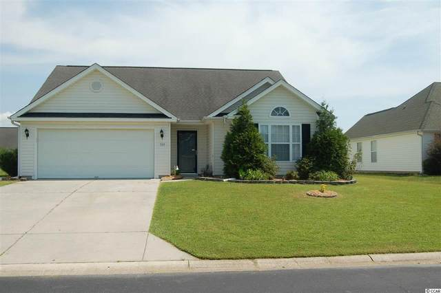 509 Hartwood Ln., Myrtle Beach, SC 29579 (MLS #2016651) :: James W. Smith Real Estate Co.
