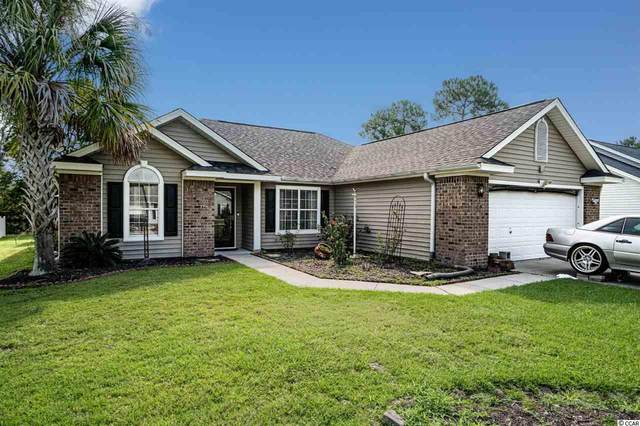 4204 High Brass Trail, Myrtle Beach, SC 29588 (MLS #2016699) :: Welcome Home Realty