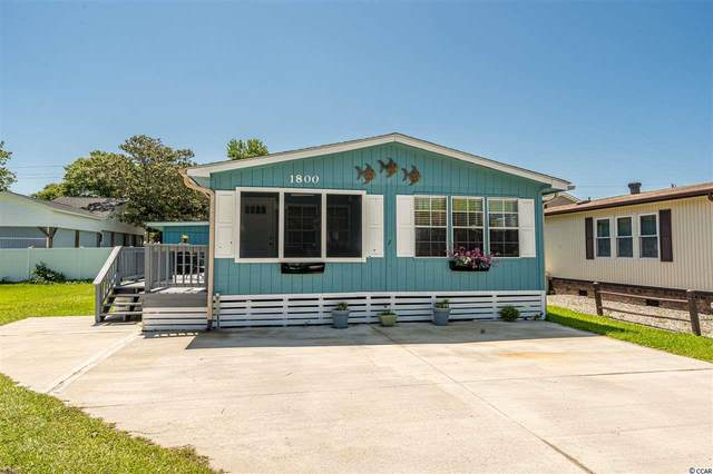 1800 East Lake Dr., Surfside Beach, SC 29575 (MLS #2016712) :: Coldwell Banker Sea Coast Advantage