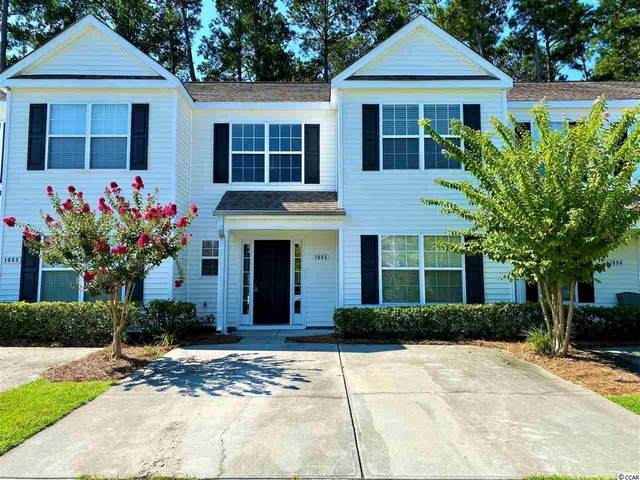 1084 Harvester Circle #1084, Myrtle Beach, SC 29579 (MLS #2016721) :: The Litchfield Company