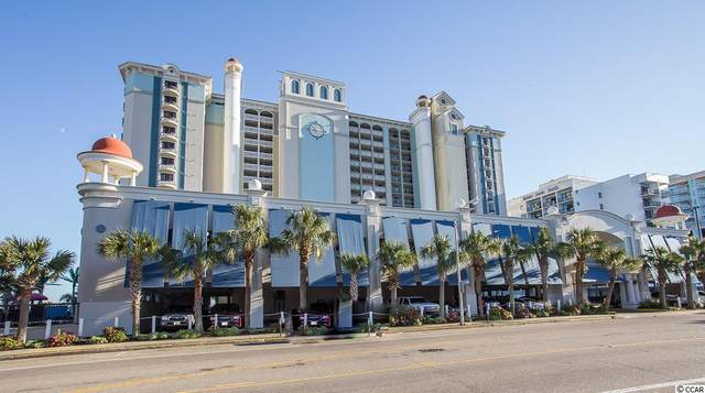 2401 S Ocean Blvd. #450, Myrtle Beach, SC 29577 (MLS #2016723) :: Coastal Tides Realty