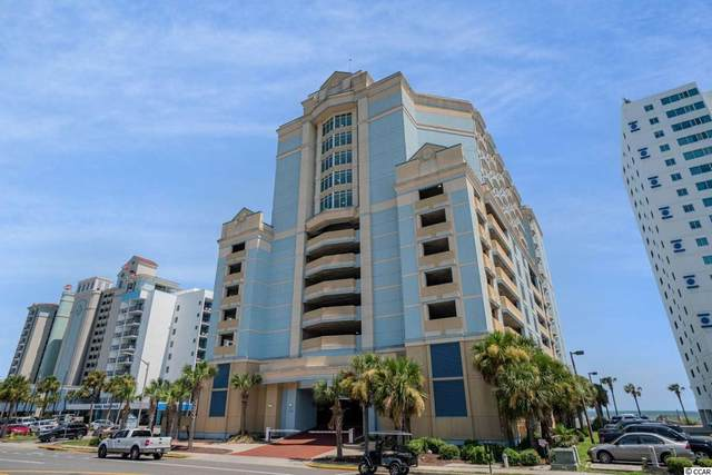 2501 S Ocean Blvd. #1017, Myrtle Beach, SC 29577 (MLS #2016731) :: Sloan Realty Group