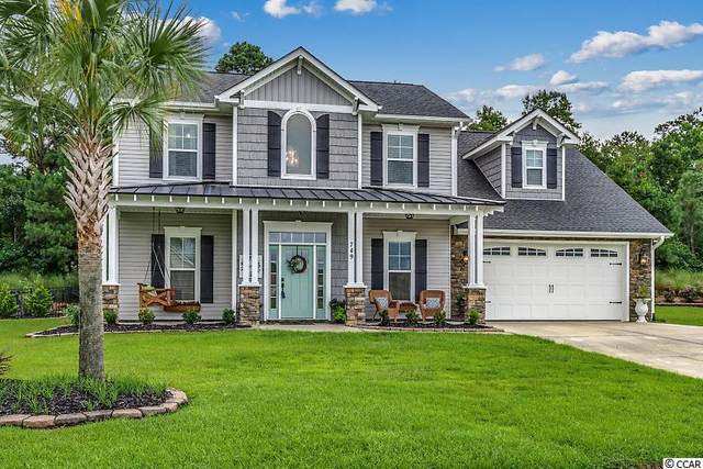 749 Pickering Dr. Nw, Calabash, NC 28467 (MLS #2016743) :: Coastal Tides Realty