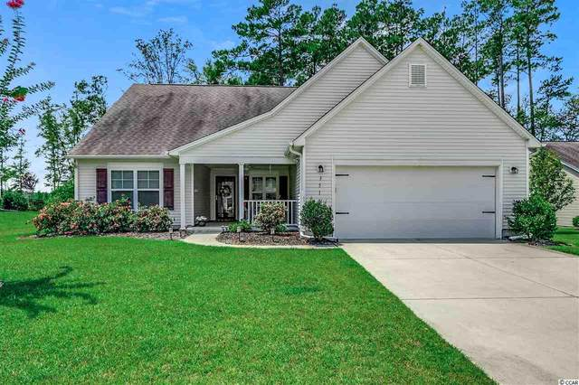 351 Trestle Way, Conway, SC 29526 (MLS #2016748) :: The Lachicotte Company