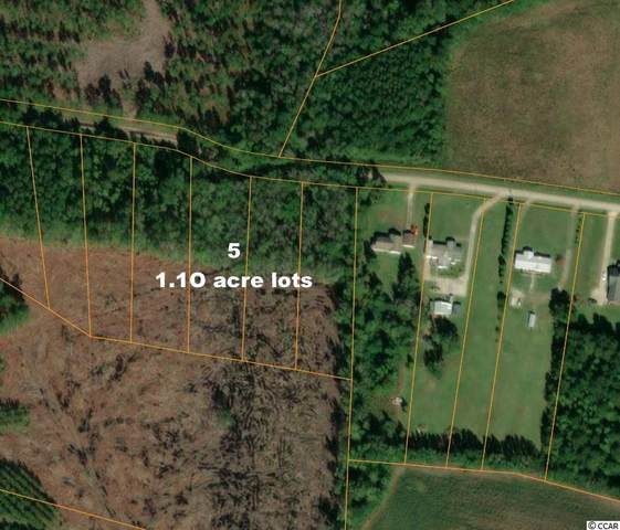 TBD Ossie Ln., Conway, SC 29527 (MLS #2016749) :: Right Find Homes