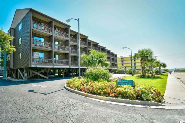 202 75th Ave. N 5710-5711, Myrtle Beach, SC 29572 (MLS #2016780) :: The Litchfield Company