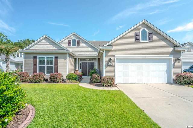 706 Pipit Pl., Calabash, NC 28467 (MLS #2016782) :: James W. Smith Real Estate Co.