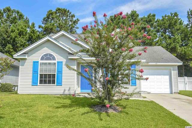 157 Marsh Rabbit Dr., Myrtle Beach, SC 29588 (MLS #2016828) :: Jerry Pinkas Real Estate Experts, Inc