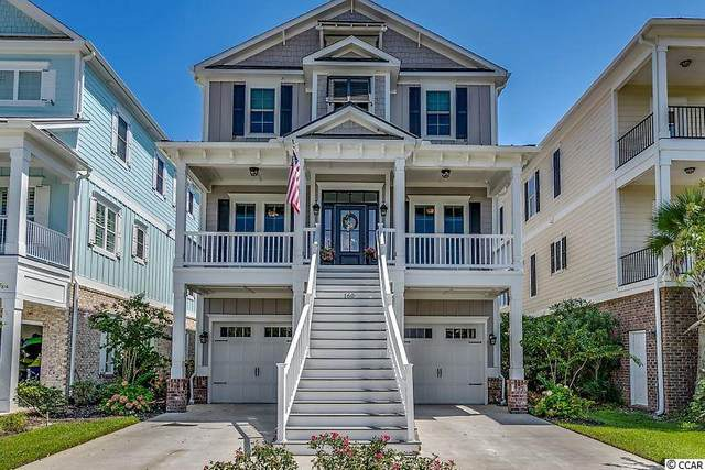 160 W Palms Dr., Myrtle Beach, SC 29579 (MLS #2016837) :: Grand Strand Homes & Land Realty
