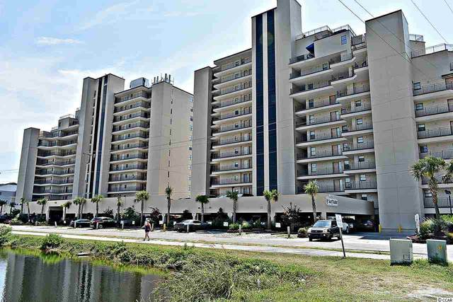 1620 N Waccamaw Dr. #508, Garden City Beach, SC 29576 (MLS #2016839) :: James W. Smith Real Estate Co.