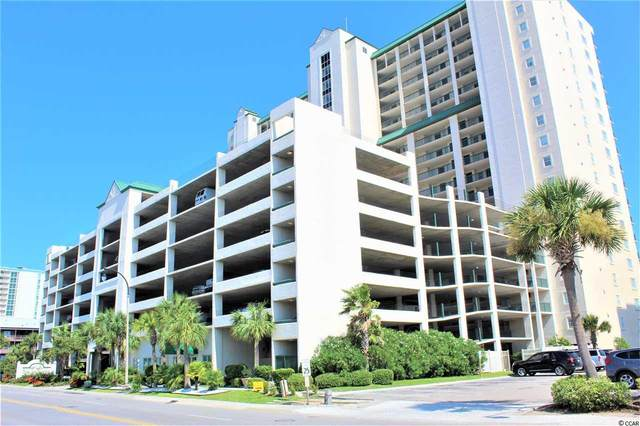 102 North Ocean Blvd. #406, North Myrtle Beach, SC 29582 (MLS #2016843) :: Coldwell Banker Sea Coast Advantage