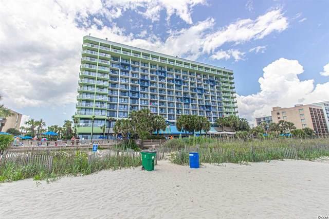 1105 S Ocean Blvd. S #740, Myrtle Beach, SC 29577 (MLS #2016853) :: Hawkeye Realty