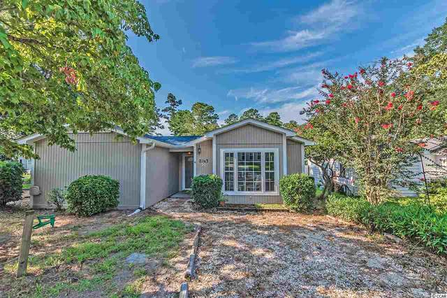 2163 Plantation Circle, Little River, SC 29566 (MLS #2016854) :: Garden City Realty, Inc.