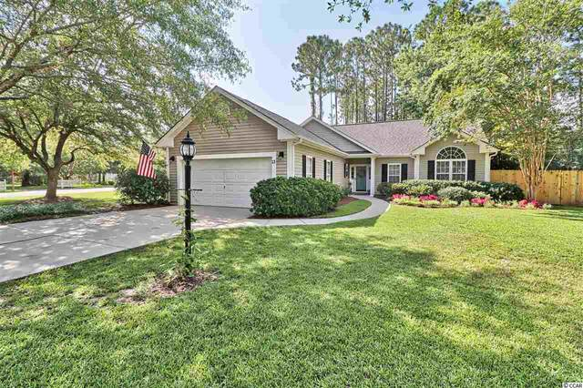 13 Blackwood Trail, Pawleys Island, SC 29585 (MLS #2016855) :: Garden City Realty, Inc.