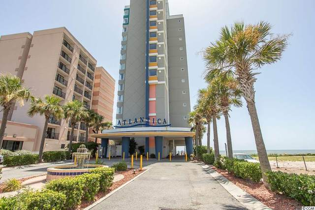 1708 N Ocean Blvd. #702, Myrtle Beach, SC 29577 (MLS #2016861) :: Sloan Realty Group