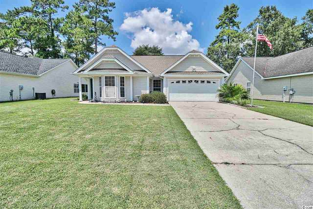 1222 Ambling Way Dr., Myrtle Beach, SC 29579 (MLS #2016867) :: Coldwell Banker Sea Coast Advantage