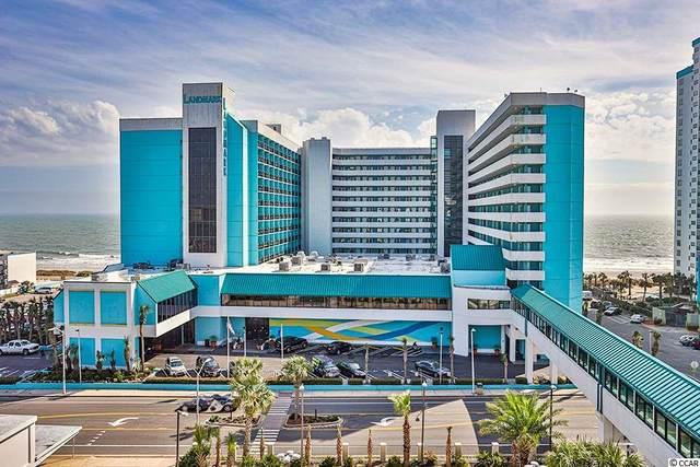 1501 S Ocean Blvd. #338, Myrtle Beach, SC 29577 (MLS #2016908) :: Sloan Realty Group