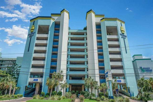 6804 N Ocean Blvd. #1105, Myrtle Beach, SC 29572 (MLS #2016909) :: The Litchfield Company