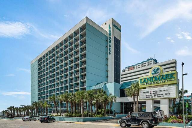 1501 S Ocean Blvd. #603, Myrtle Beach, SC 29577 (MLS #2016939) :: The Litchfield Company