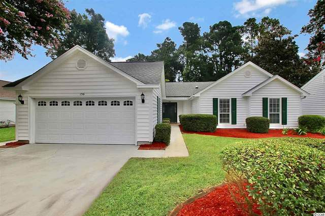 136 Woodlake Dr., Murrells Inlet, SC 29576 (MLS #2016946) :: James W. Smith Real Estate Co.