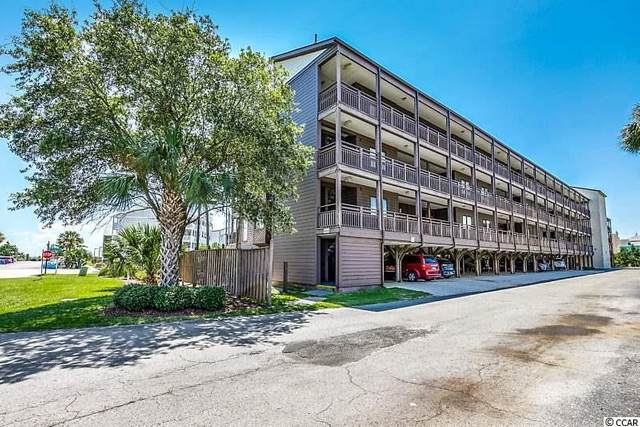 207 N Ocean Blvd. #143, North Myrtle Beach, SC 29582 (MLS #2016949) :: The Trembley Group | Keller Williams