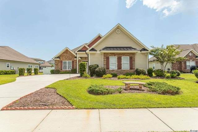 4091 Edenborough Dr., Myrtle Beach, SC 29588 (MLS #2016954) :: The Lachicotte Company
