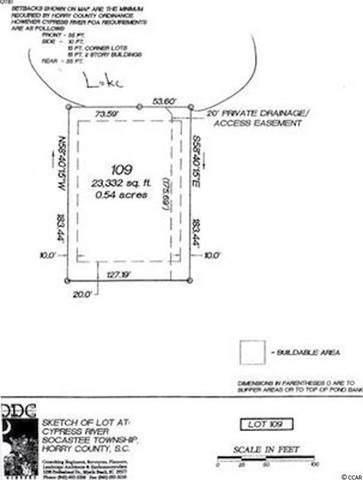 164 Henry Middleton Blvd., Myrtle Beach, SC 29588 (MLS #2016967) :: James W. Smith Real Estate Co.
