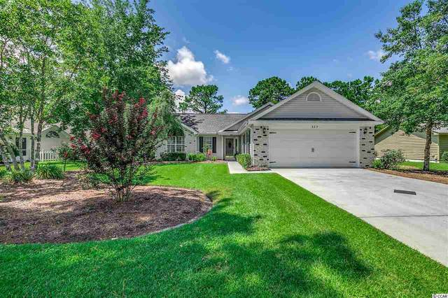 323 St. Andrews Ln., Myrtle Beach, SC 29588 (MLS #2016976) :: The Greg Sisson Team with RE/MAX First Choice