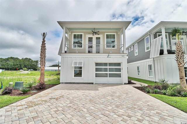 214 Clamdigger Loop, Pawleys Island, SC 29585 (MLS #2016991) :: Duncan Group Properties