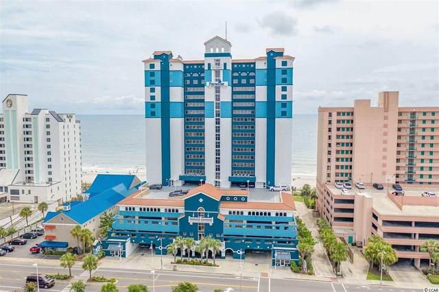 2201 Ocean Blvd. S Ph05, Myrtle Beach, SC 29577 (MLS #2016994) :: Sloan Realty Group