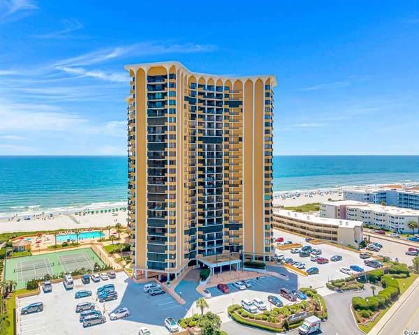 9650 Shore Dr. #806, Myrtle Beach, SC 29572 (MLS #2016999) :: Coastal Tides Realty