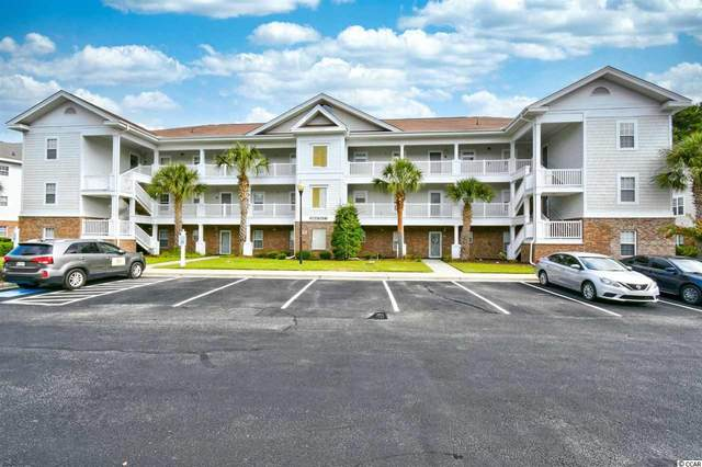 6015 Catalina Dr. #521, North Myrtle Beach, SC 29582 (MLS #2017005) :: Coastal Tides Realty