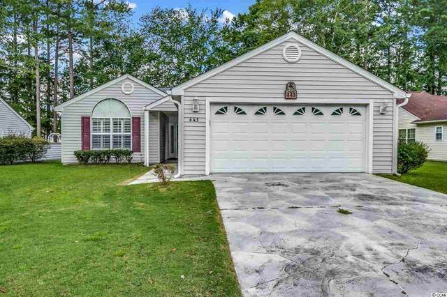 443 Charter Dr., Longs, SC 29568 (MLS #2017006) :: Coastal Tides Realty