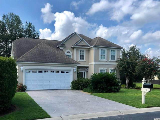 20 Deacon Dr., Pawleys Island, SC 29585 (MLS #2017056) :: The Greg Sisson Team with RE/MAX First Choice